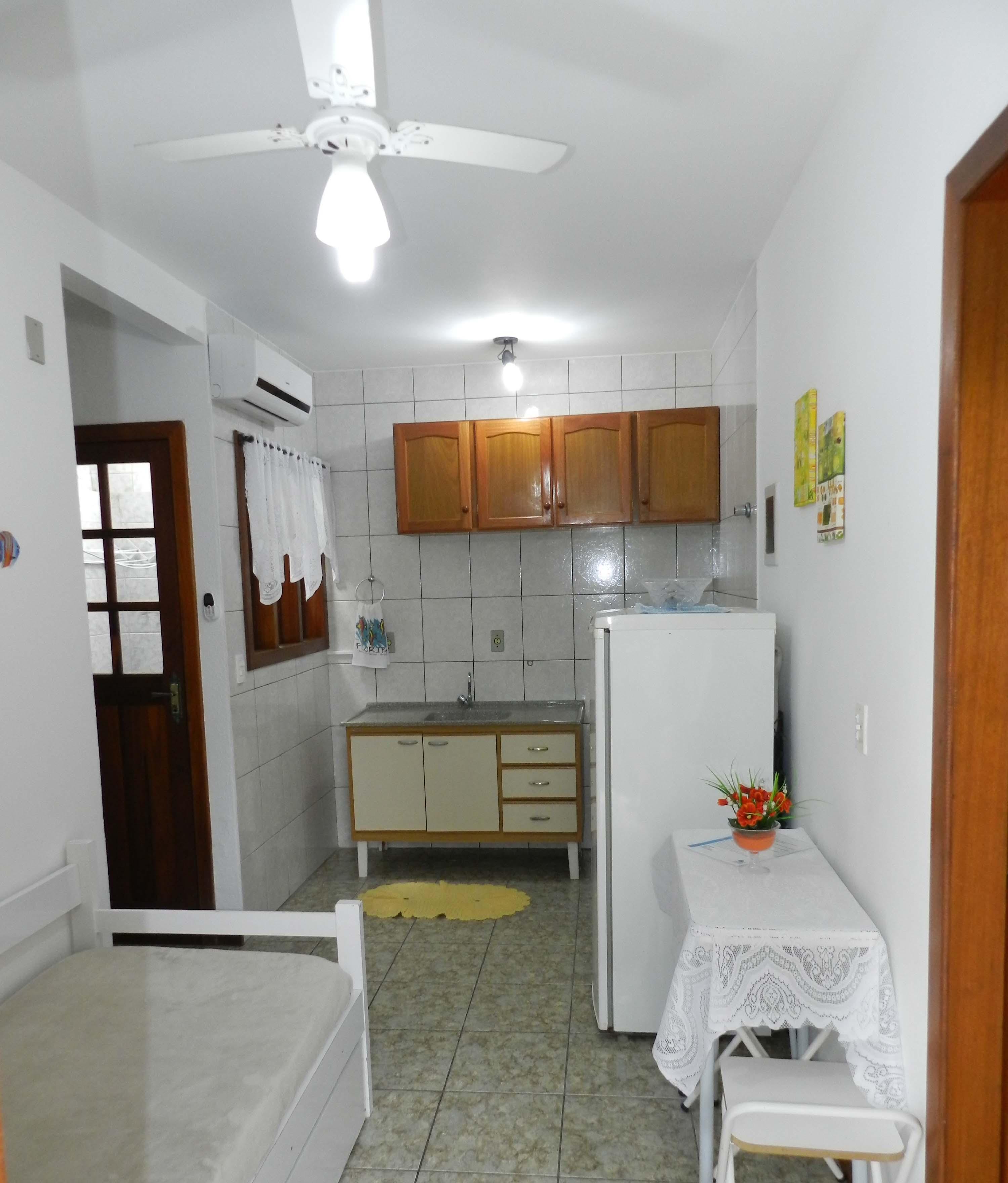 Cozinha  Apartamento 9 #7E481C 3000 3520